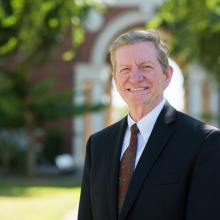 Portrait of Ron Adams, Interim Provost and Executive Vice President